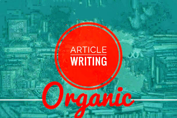 Do An Excellent 1000-1200 Words 5 Article Writing,  Content Writing,  Blog Writing In Any Topic