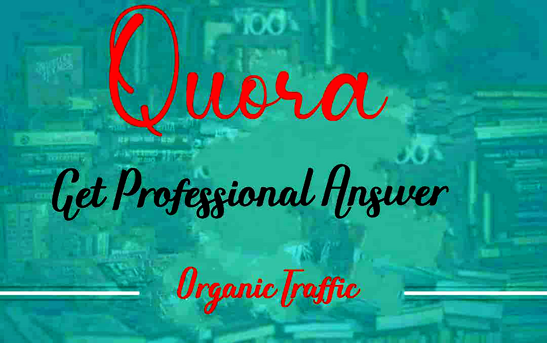 Boost your website by Organic 20 Quora Answer