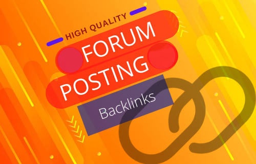 I will Create 25 HIGH QUALITY Forum Posting