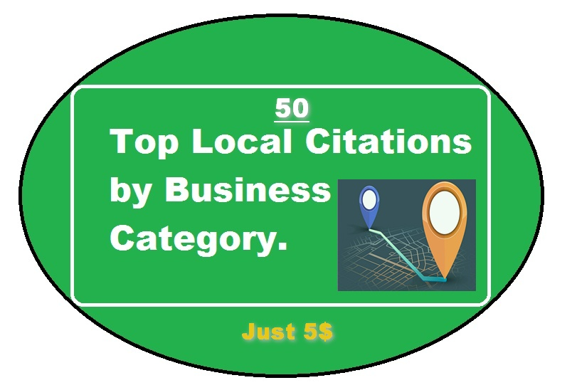 Make 50 Top Local Map Citations With Proper NAP No1 local SEO Rank in 24 Hours