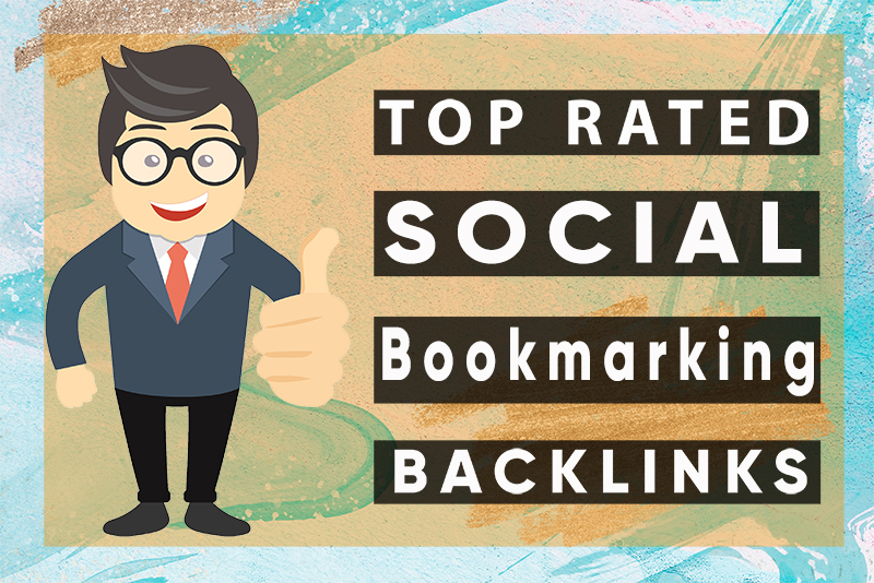 Top 50 Social Bookmarking Backlinks from High Authority Website