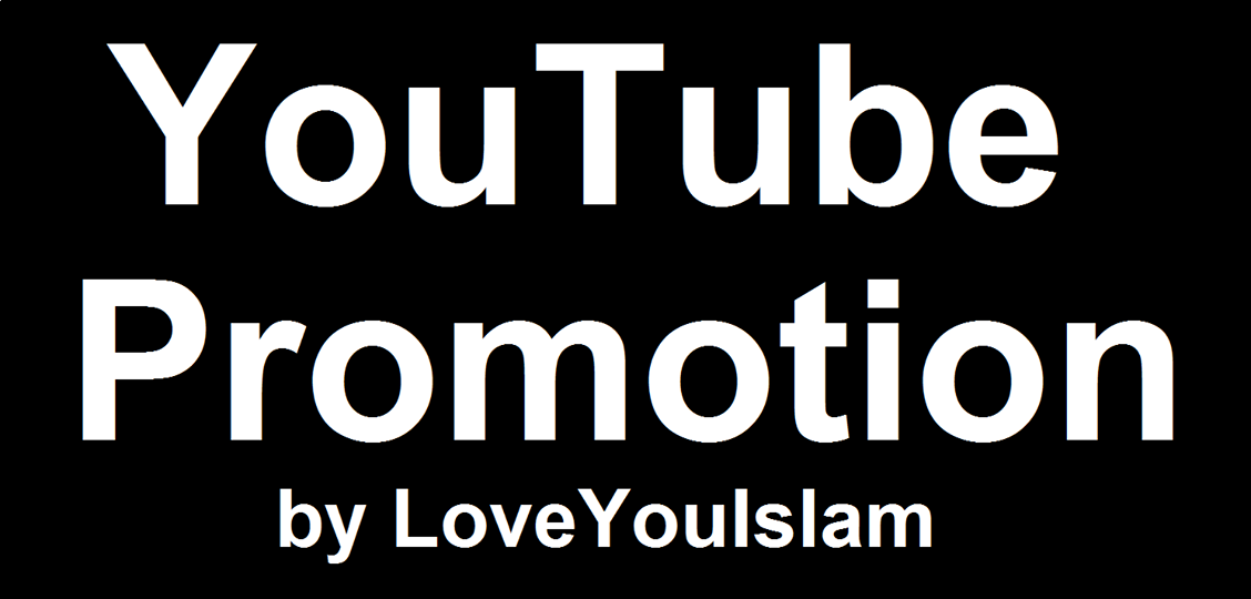 Social media and YouTube video promotion marketing