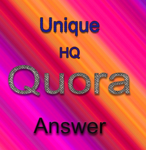 I will provide 30+ unique and high quality quora answer.