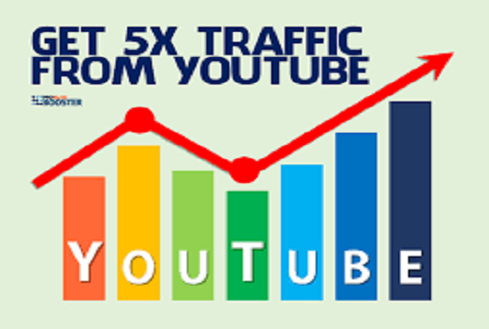 I will do promote your youtube video on different social media