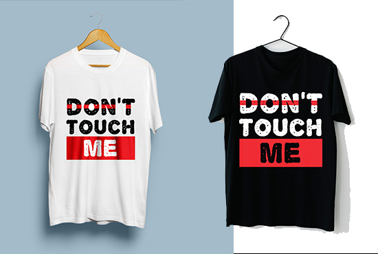 I will make high quality merch by amazon t shirts designs