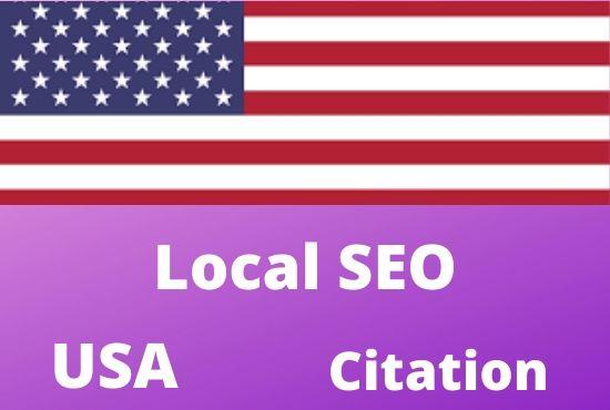 I will do 50 High Quality Local SEO citation