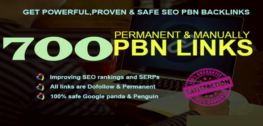 Get Ext-ream 700+ PBN Back-link in your site homepage with HIGH DA/PA/TF/CF with remarkable site