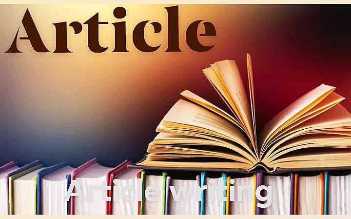 Write 2 unique seo article more than 500+ words each