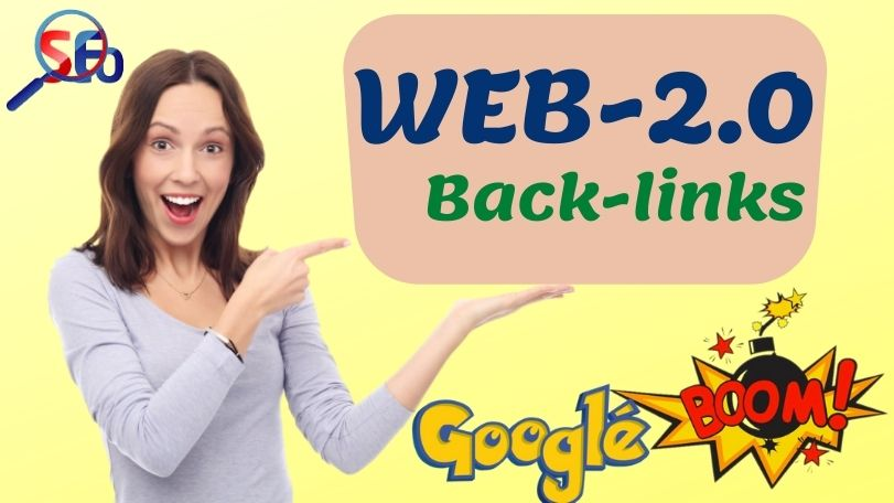 Build 25 High Quality WEB-2.0 Blog back-links with an Unique article From High Quality Sites