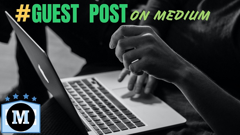 High quality guest post on medium with 89 DA & only 3 Spam Score.