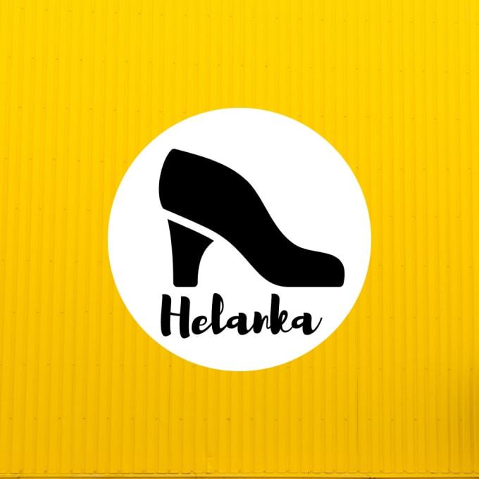 I will create 2 modern minimalist creative logo designs