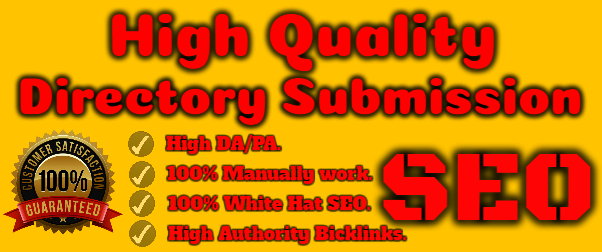 I Will Provide 50 Niche Relevant Directory Submissions