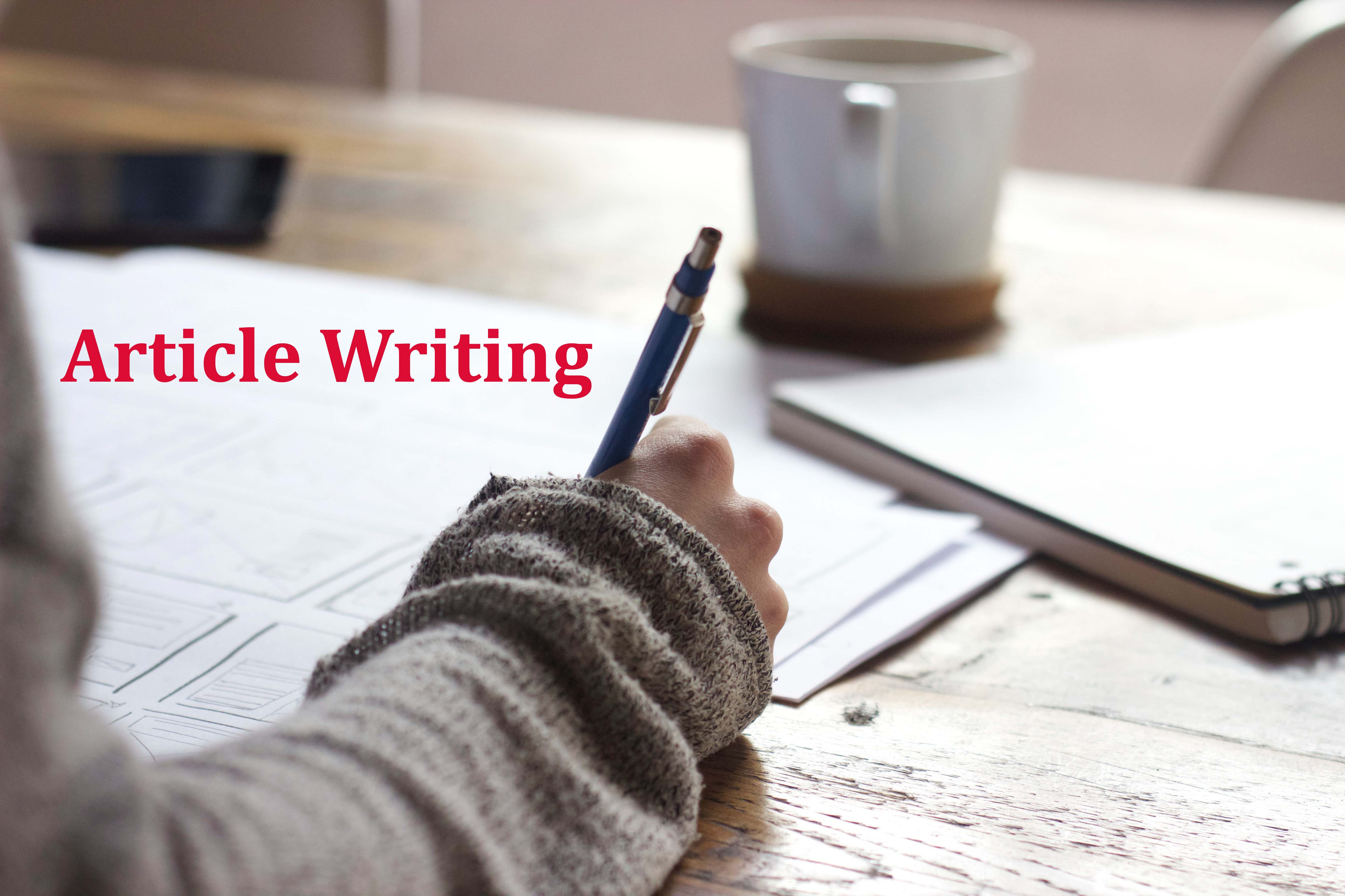 I will write 1000 words professional article/content on any topic