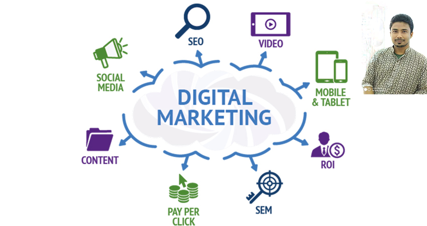 I will be your social media marketer and personal assistant
