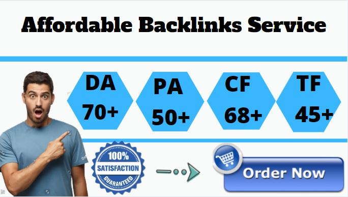 3000 Affordable Backlinks Service PBN & WEB 2.0 Permanent Do follow & High DA PA TF CF