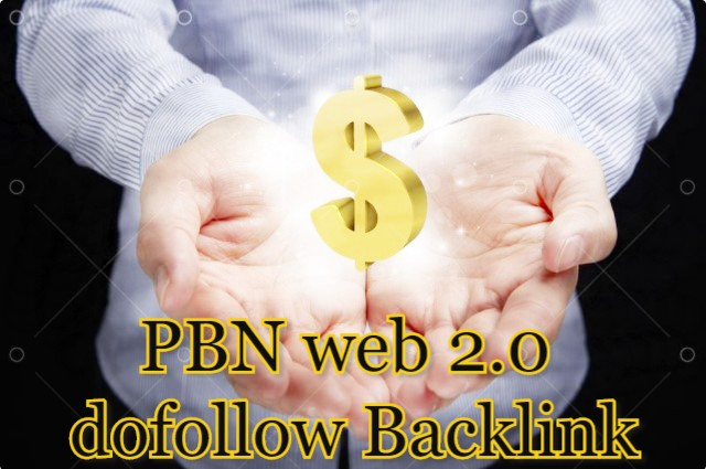 500 Web2.0 PBN Dofollow Backlink in website on Google homage with HIGH DA/PA/TF/CF in unique website