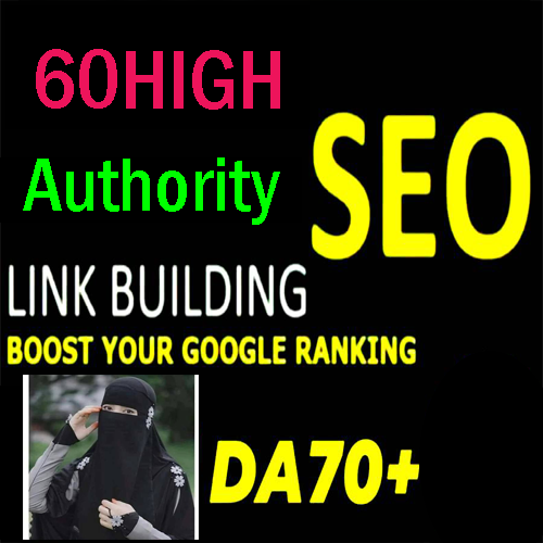 creat high da and pa 50 to 90 up 300 profile backlink
