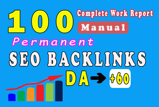 I will delever high DA pa quality back links with 24 hour
