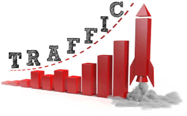 drive 100000 Real website traffic USA target