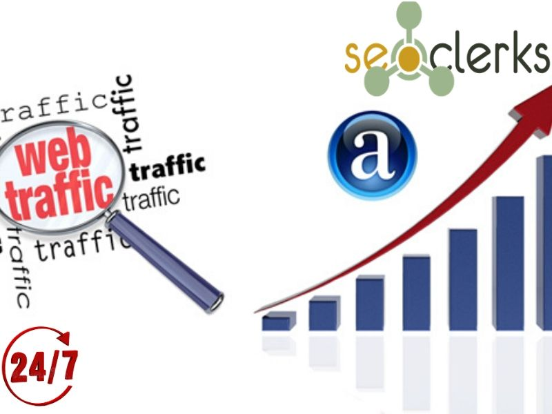 I will help Real visitor Traffic to website