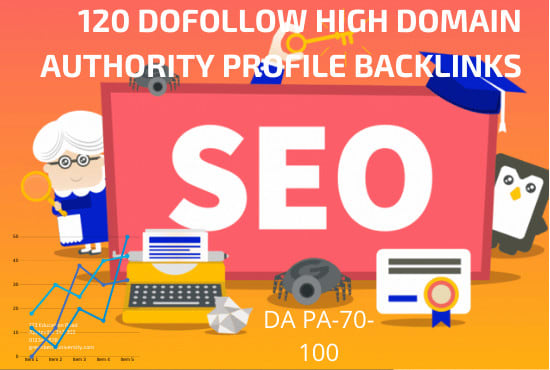 I will make high quality dofollow backlinks for off page SEO
