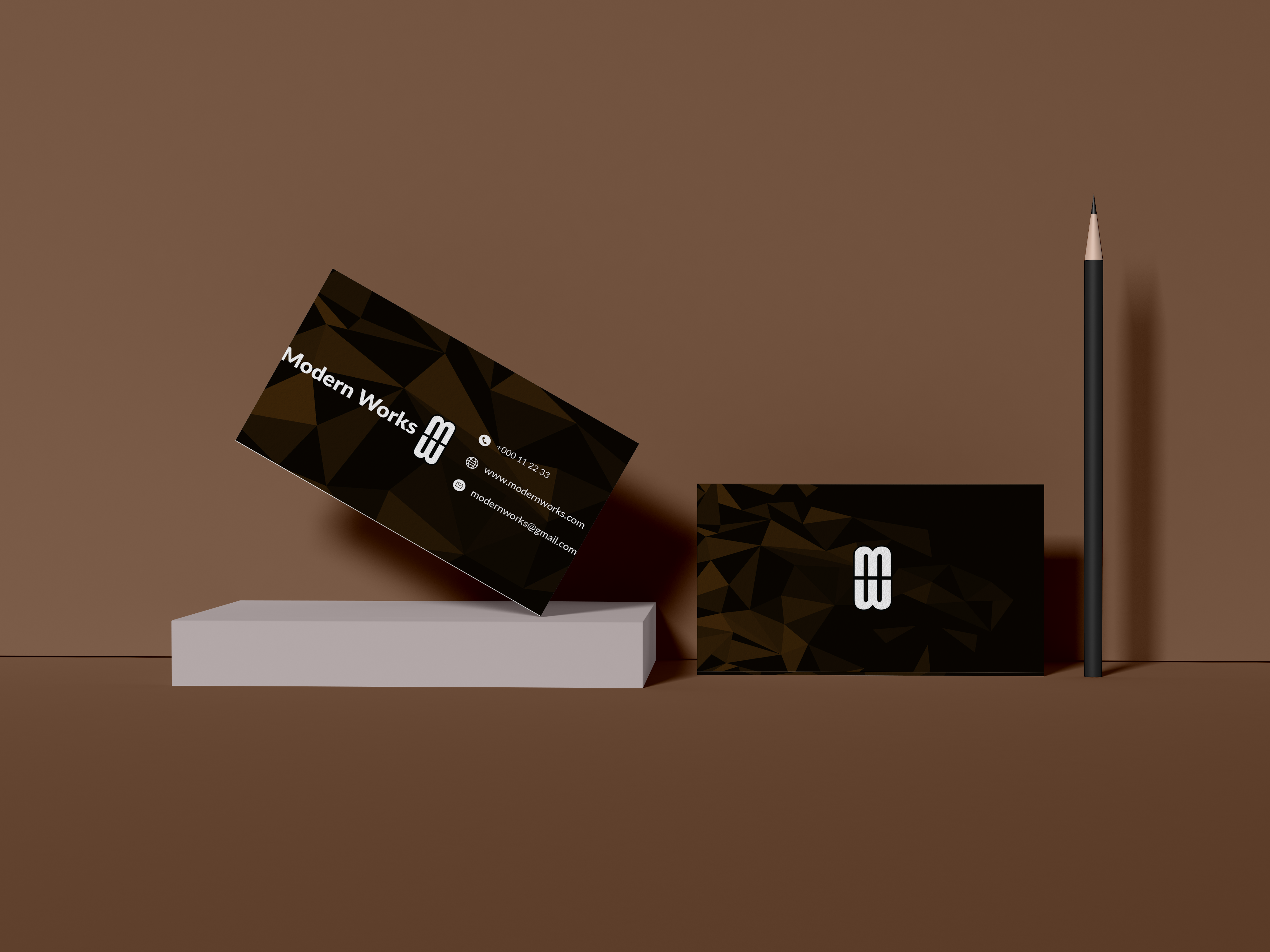 I will design professional and unique business card
