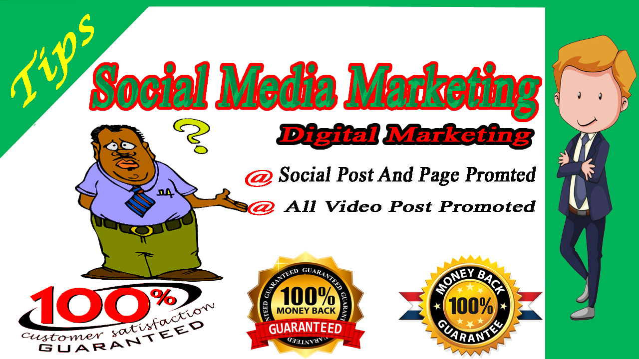 Do Social Media Promotion And Digital Marketing