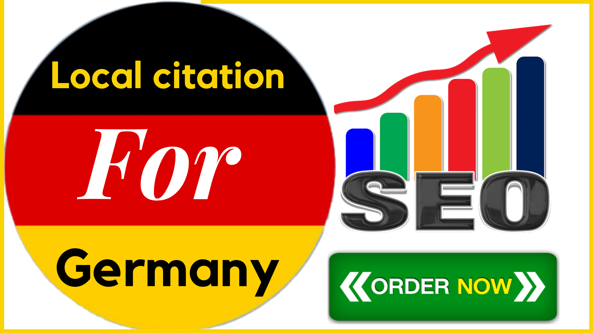 I will do 25 high PR Germany citations