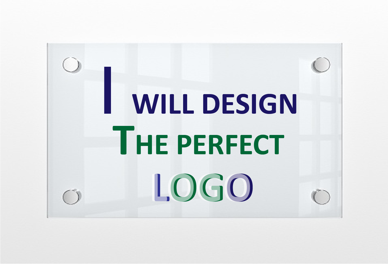 I will create your custom LOGO for your Brand