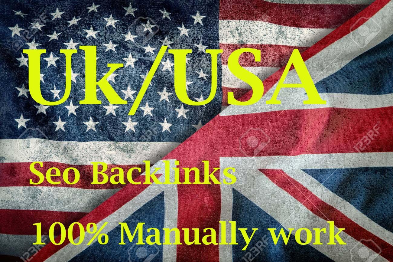 Do 70 usa uk high da pr9 english seo link building safe backlinks