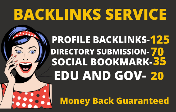 Perfect SEO Backlink Service & White hat Authority Domain