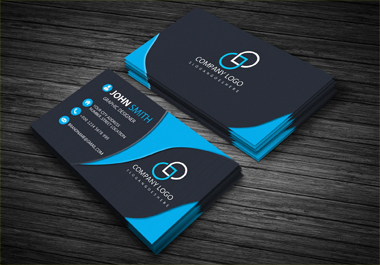 i will Design Professional modern business card within 24hrs