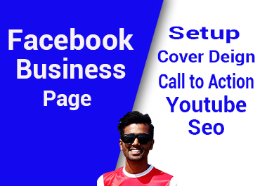 I will setup a professional Business Facebook page