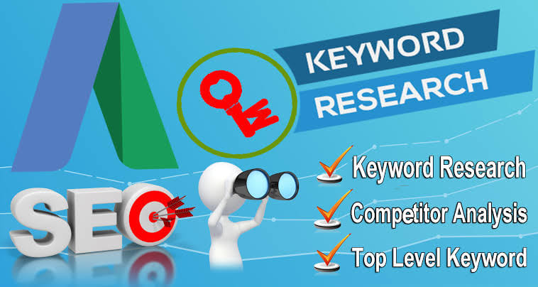 I will do seo keyword research and page optimization