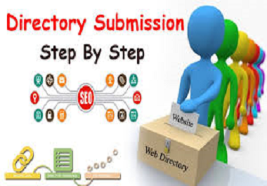 I will do 200 directory submission and USA local citations