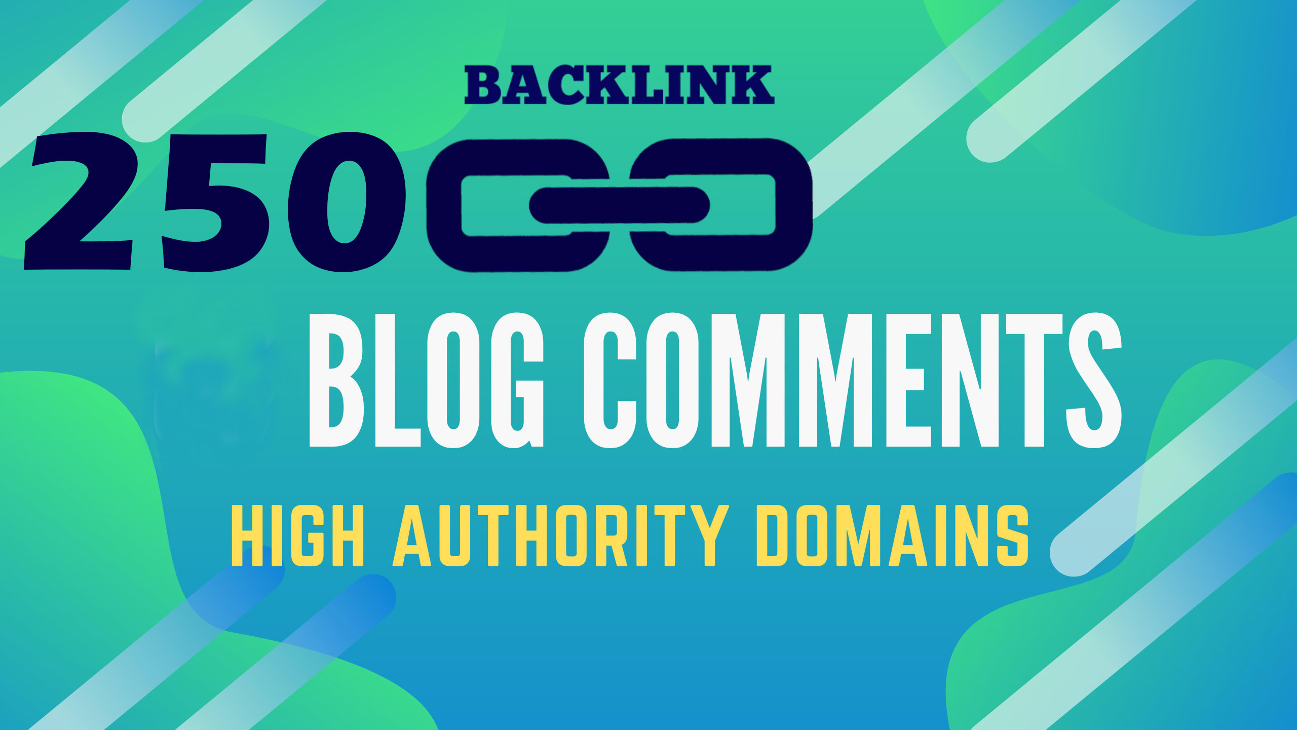 I will create 250 dofollow blog comments backlinks on unique domain