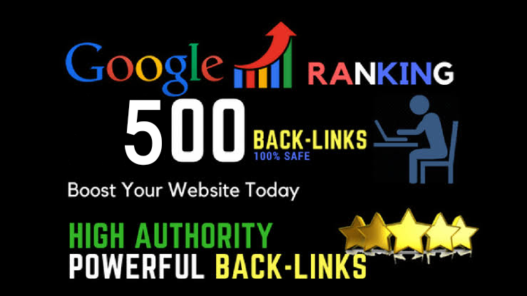 I'll do 500+PBN Backlink in your site hompage with HIGH DA/PA/TF/CF with novel sites