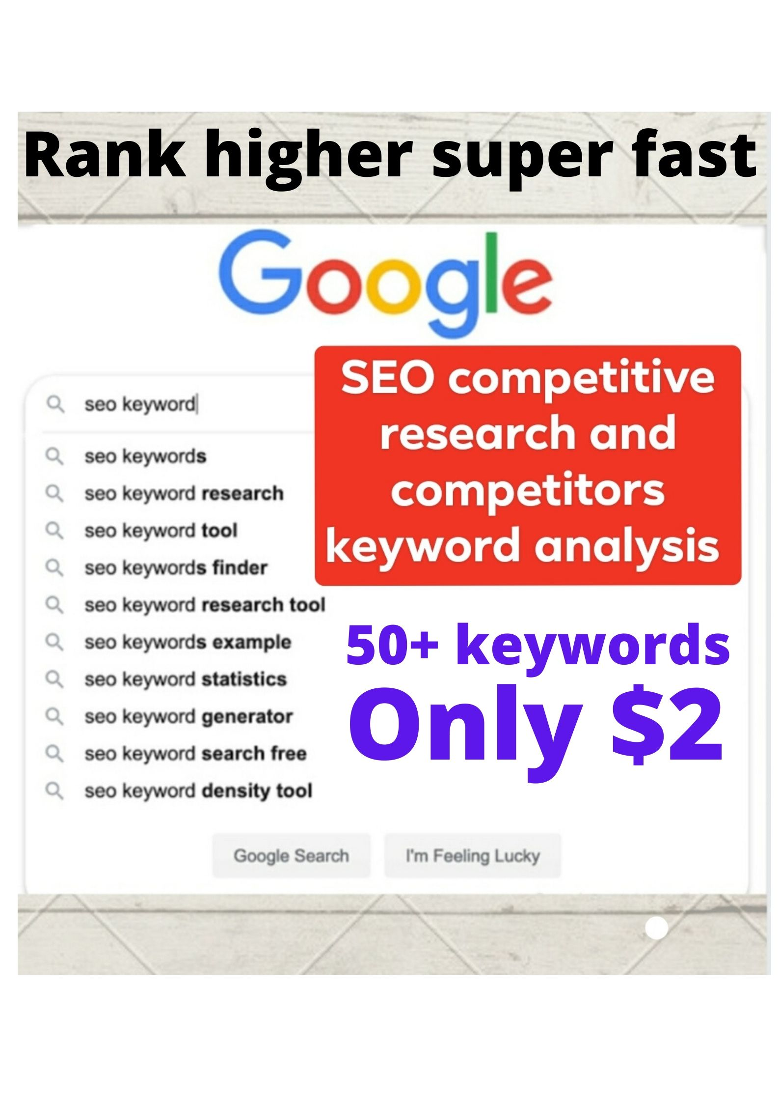 Profitable keyword research in 2020 for website on targeted niche
