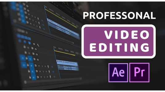 I will do professional and quality video editing