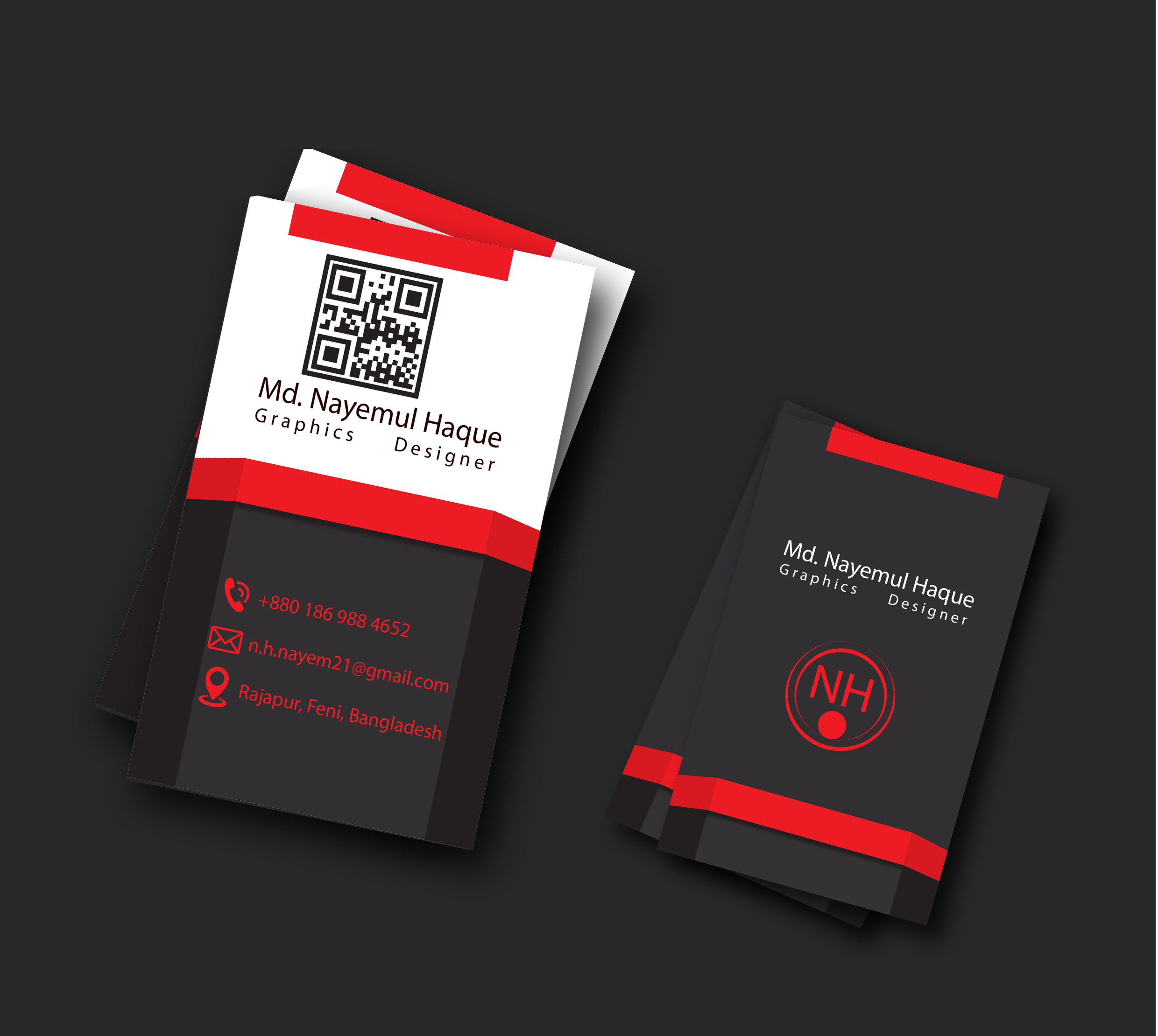 I will design business cards letterhead and stationary items