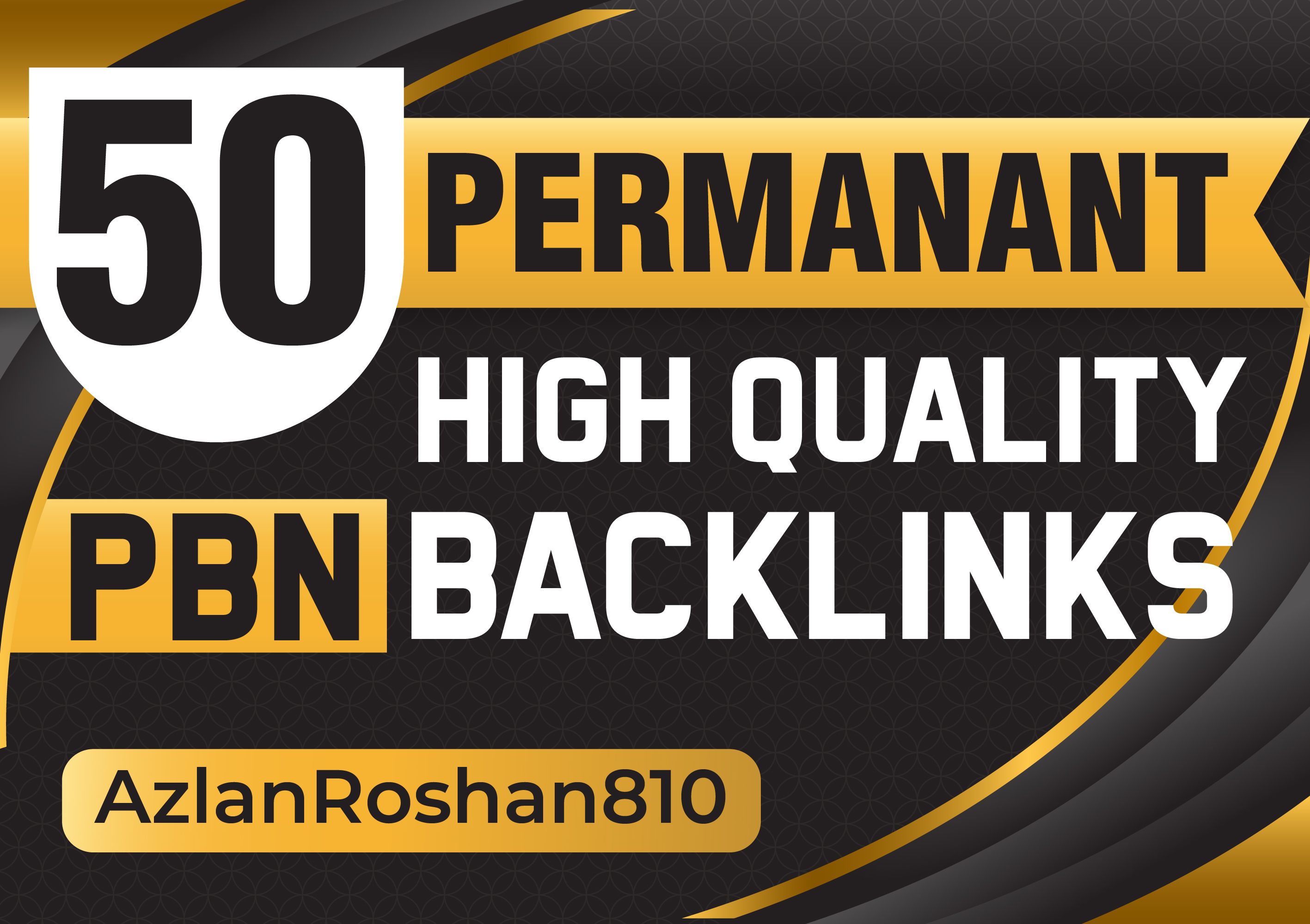 50 High Quality Permanent PBN Backlinks