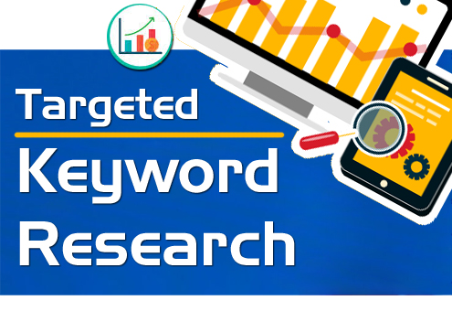 I will do Targeted Keyword research for your webpage
