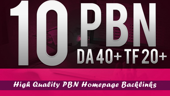 Get 10 Web 2.0 PBN Blog DA 50+ Pa 40+ With Dofollow Backlins Unique Doming