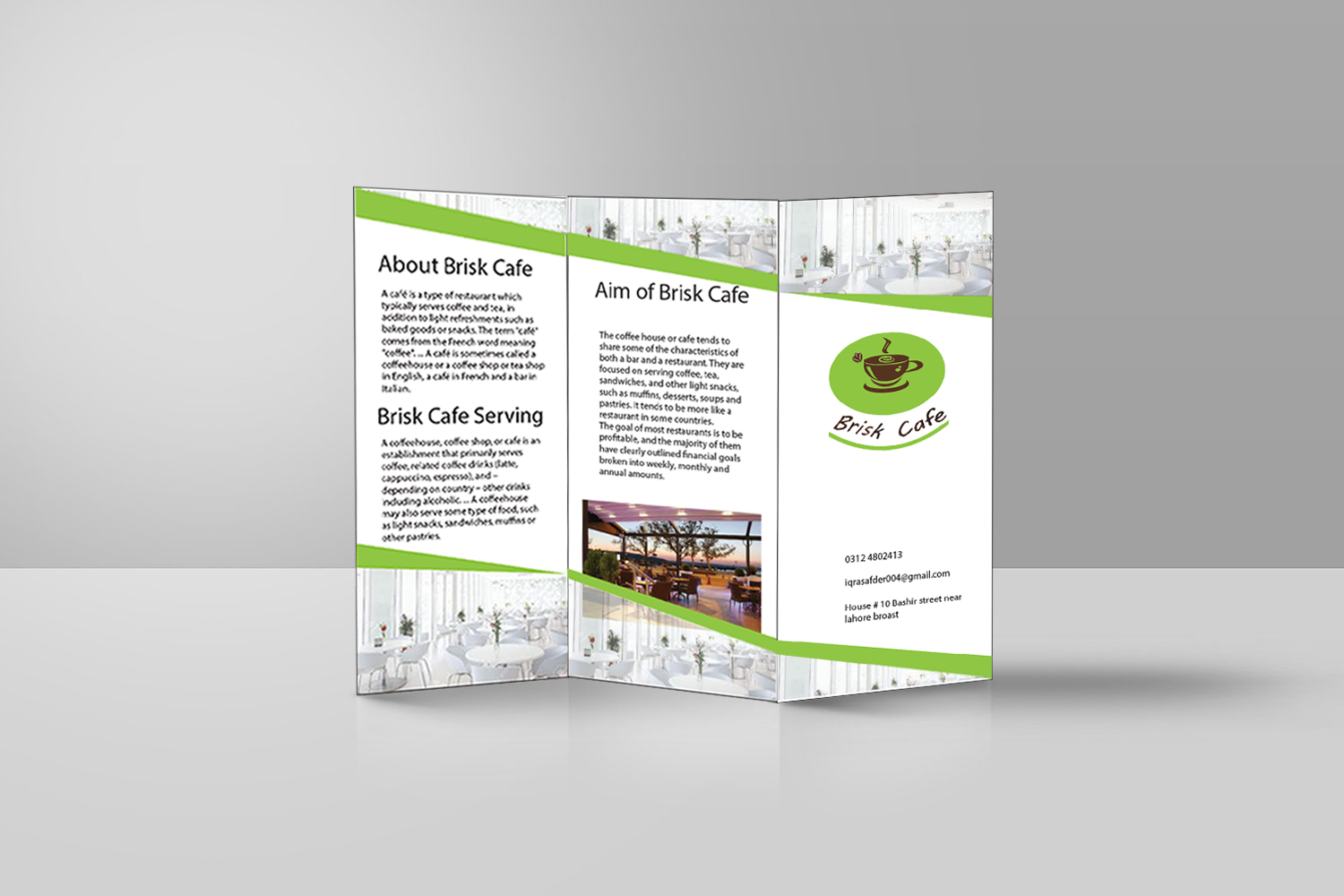I will design a professional and unique flyer,  brochure or poster.