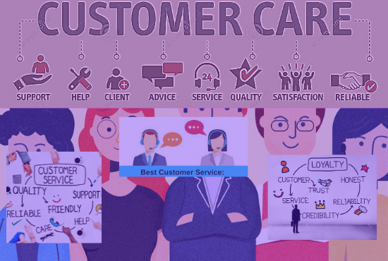 I will provide Excellent Customer Service Support and online Chat