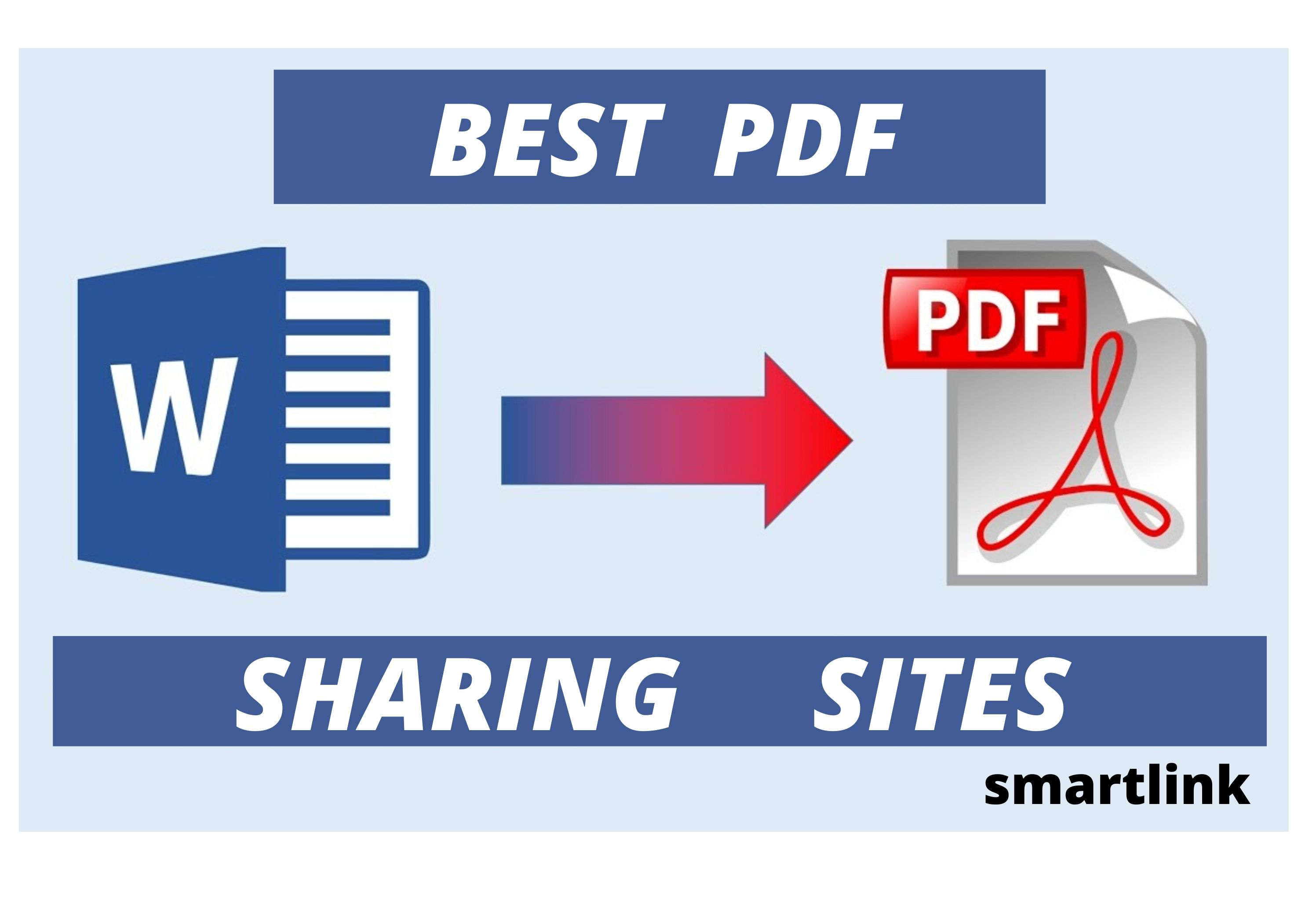 Best Sharing Sites to 22 Manual PDF and DOC Submission Backlinks