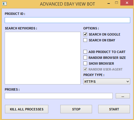 Advanced Ebay Product Booster PRO - Make Your Product on Ebay Rank Higher