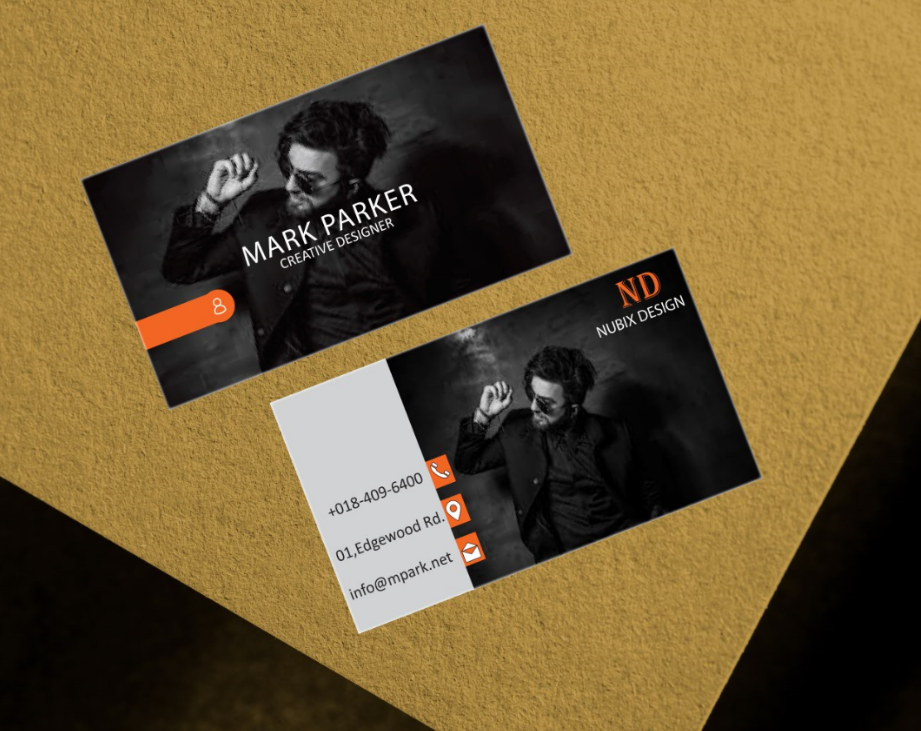 I will design modern,  luxury business cards and stationery items