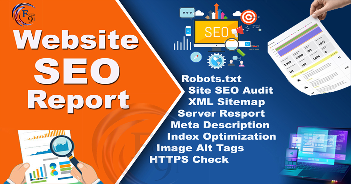 i will provide expert website SEO audit report any kind of website