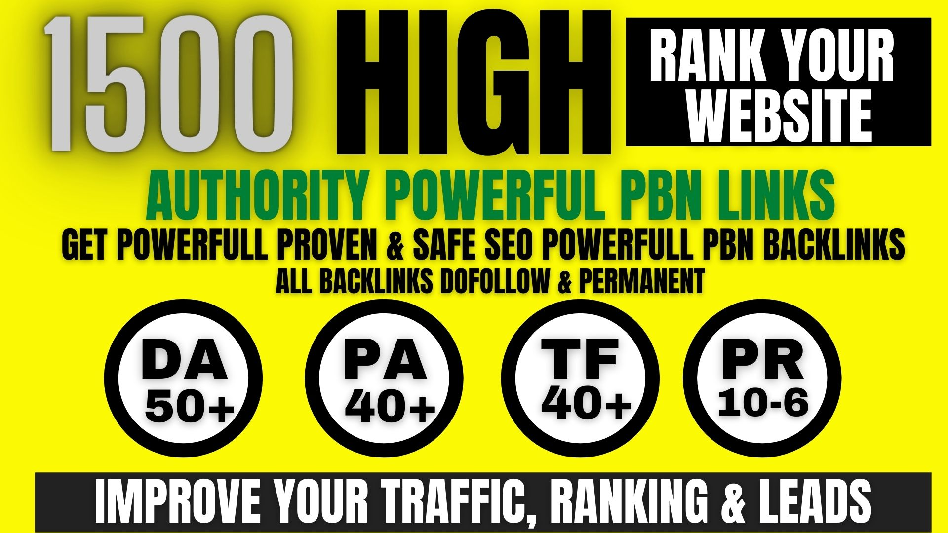 buy one get free one package 1500 Permanent PBN High DA 50+ PA 40+ PR6+ WEB 2.0 unique site